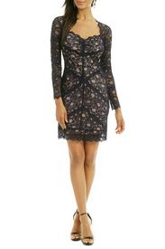 Blue Jasmine Dress by Nicole Miller