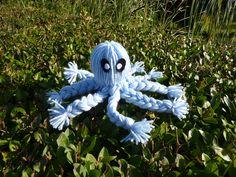 easy peasy woolen octopus