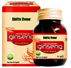 Kırmızı Kore Ginsengi Ekstraktı  içermektedir.