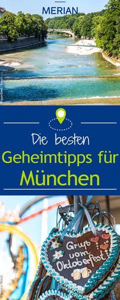 Ihr plant einen Städtetrip nach München? Dann dürfen diese Geheimtipps für die bayerische Landeshauptstadt bei eurer Urlaubsplanung nicht fehlen! Zusammen mit Moderatorin Verena Kerth haben wir uns auf die Suche nach den schönsten Orten, den coolsten Biergärten und den besten Insidertipps gemacht.