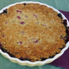 Drottningpaj med knäckigt täcke Fika, Desserts, Tarts, Decorations, Glass, Tailgate Desserts, Mince Pies, Deserts, Pies