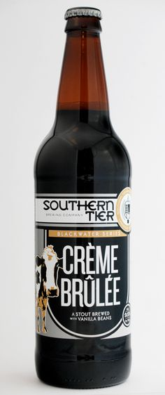 Southern Tier's Creme Brûlée - my favorite beer ever. #craftbeer