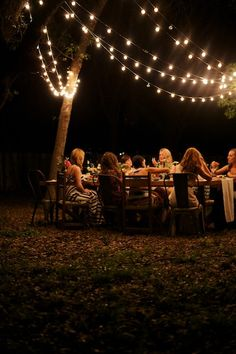 Colorful Backyard Supper by The Creative Parasol | photos by Kate LeSueur for Camille Styles