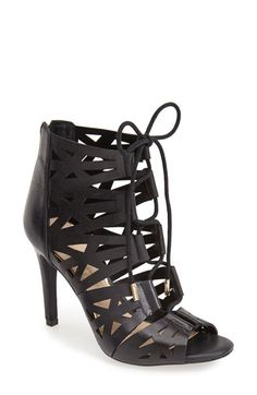 Jessica+Simpson+'Emerita'+Laser+Cutout+Cage+Sandal+(Women)+available+at+#Nordstrom