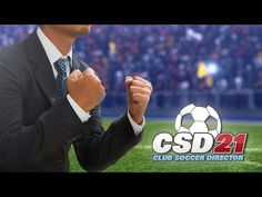 New Games: CLUB SOCCER DIRECTOR 2021 (PC) - Free Realistic Football Club Management Real Soccer, Soccer Ball, Club Soccer, Soccer Video Games, Sports Games, Dragon City, Management Games, Video Game Trailer, Director
