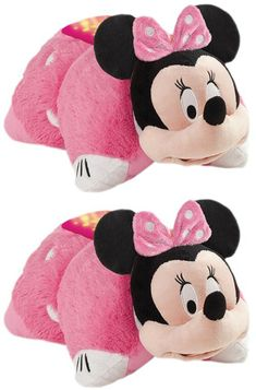 Disney Pillow Pets, Small Pillows, Animal Pillows, Disney Dream, More Fun, Baby Kids, Minnie Mouse, Plush, Disney Stuff