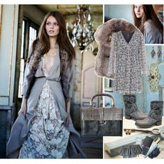 A fashion look from January 2012 featuring Dorothy Perkins dresses, Alice by Temperley vests and Free Lance boots. Browse and shop related looks.