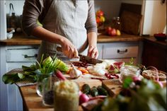 Thanksgiving Scraps & How Not To Waste 'Em - mindbodygreen Chefs, Food For Strong Bones, Pasta Salat, Thai Curry, Good Food, Yummy Food, Nutrition, Make Good Choices, Thanksgiving Feast