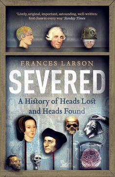 The severed head is a constant fascination. As the site of four of the five senses, they are prizes, from shrunken heads and trophies of war to grave-robbing phrenologists and that photograph of a teenage Damien Hirst posing with a severed head in a mortuary. In her book, anthropologist Larson explores the macabre history of the decapitated head – and why we're all so fixated.Suggested by @youngvulgarian.