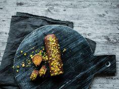 Sunnere marsipan med mørk sjokolade | Oppskrift | Meny.no