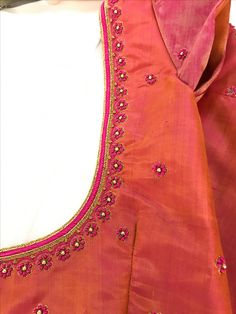 Best 10 Sudhasri hemaswardrobe – Page 391250286378178550 – SkillOfKing.Com – SkillOfKing. Pattu Saree Blouse Designs, Blouse Designs Silk, Designer Blouse Patterns, Bridal Blouse Designs, Kurta Designs, Hand Work Blouse Design, Simple Blouse Designs, Stylish Blouse Design, Sari Bluse