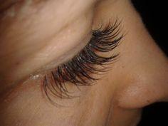 I lashes