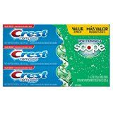 #5: Crest Complete Whitening Plus Scope Toothpaste - Minty Fresh Net Wt. 6.2 oz(175 g) (Pack of 3) http://ift.tt/2cmJ2tB https://youtu.be/3A2NV6jAuzc