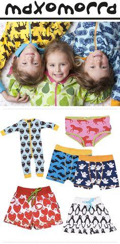 Maxomorra: Bold Scandinavian Fashion & Accessories For Kids
