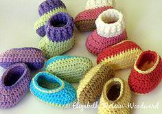 #crochet infant #bootie-slippers