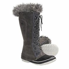 New Womens Sorel Cate the Great Pac Boots Pewter/Kettle Waterproof Size 8