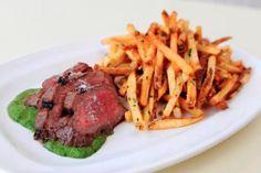 Sirloin Steak at Grass Fed