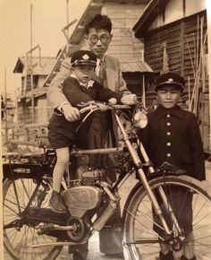 1950's -  ぼいず の バイク                                                                                                                                                                                 もっと見る