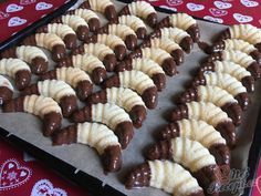 Christmas Baking, Waffles, Nom Nom, Food And Drink, Pasta, Sweets, Cookies, Breakfast, Ethnic Recipes