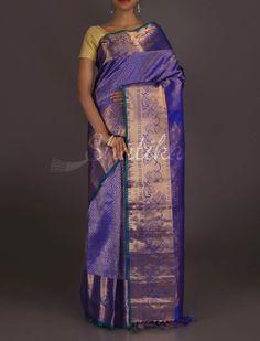 Rani Electrifying Heavy Wedding Collection #Gadwal #RealZari #SilkSaree