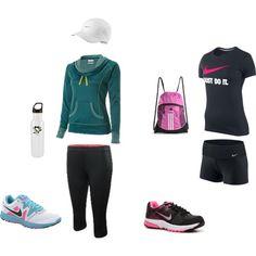20 outfits para ir al gimnasio