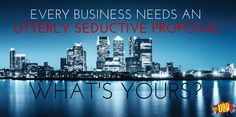 A vital question for ALL business owners.  Click the image to watch our short 80 second video.