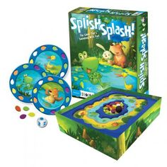 Splish Splash! New Game for Speech Therapy - Pinned by #PediaStaff.  Visit http://ht.ly/63sNt for all our pediatric therapy pins