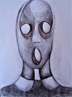 rysunek autorstwa  Gabrieli Hezner