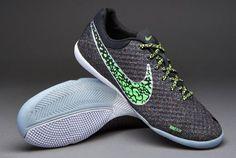 Nike Elastico Finale II - Black/Neo Lime | Stuff to Buy | Pinterest
