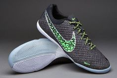 Nike Elastico Finale II - Black/Neo Lime | Stuff to Buy | Pinterest