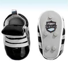 My 1st cleats-Crib shoes- $32.50