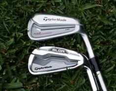 This is our review of the NEW Taylormade SLDR Irons. Check it out! Golf Club Reviews, Iron Reviews, Golf Accessories, Taylormade, Irons, Slot Machine, Golf Clubs, Check, Iron