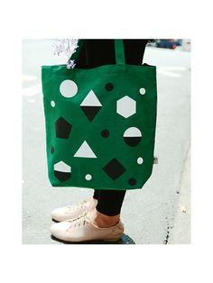 Emerald Tote Bag - Molten Store