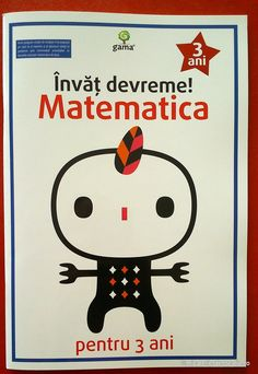 1+ Mic atelier de creatie: Invat devreme! Matematica