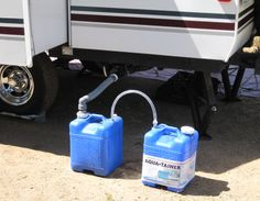 Grey Water Collection Pop Up Camper Pinterest Water