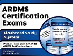 Flash Card Study System for ARDMS exam