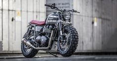 Tougher Than The Rest: Down & Out's Intimidating T100