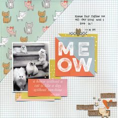 Blog: Weekly Challenge   bronte10 - Scrapbooking Kits, Paper & Supplies, Ideas & More at StudioCalico.com!