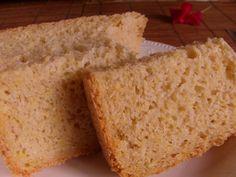 A kukoricás kenyér elsőre talán furcsán hangzik, mégis érdemes kipróbálni. Fehér kenyér jellegű, szép sárgás színű kenyeret kapunk végeredmén Cornbread, Ethnic Recipes, Food, Millet Bread, Essen, Meals, Yemek, Corn Bread, Eten