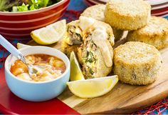 These healthy tuna and potato patties are fabulous to have stored in the freezer and defrosted when in need of a quick (but still delish) lunch or dinner!