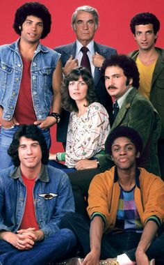 """Dad introduced me to """"Welcome Back, Kotter"""" He would get such a kick out of it every time Horshack raised his hand. RIP Horshack. Thanks for making Dad and I laugh! <3"""
