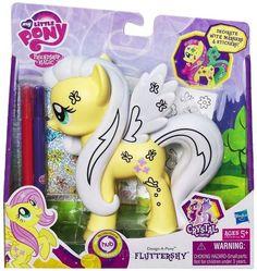 Design-a-Pony Fluttershy