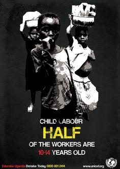 industrial revolution child labor | Child+labour+posters