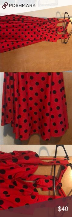 d771b2b65d Spotted while shopping on Poshmark: Pin up style 50s dress! #poshmark  #fashion