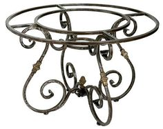 1000 Images About Wrought Iron Coffee Table On Pinterest