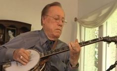 Earl Scruggs jams with Bela Fleck and Tony Trischka, and talks about developing the 3-finger style that he made famous!
