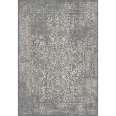 Whitney Rug in Silver - Fill the Floors on Joss & Main