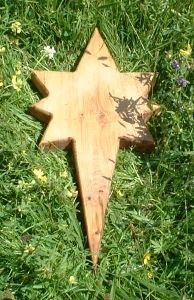 Stepping Stones - Star www.jonathansteeleproducts.com