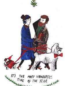 'It's the Most Wonderful Time of the Year' by Dick Vincent