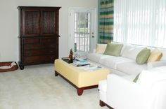 Ashlar apartments have luxury interiors.  Check out this spacious living room!!